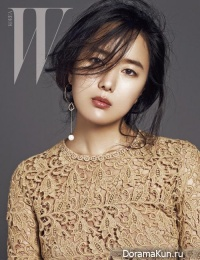 Yoon Jin Seo для W Korea September 2014