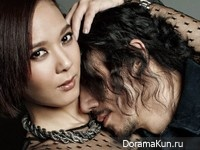 Tiger JK, Yoon Mi Rae для Jubu Styler November 2014