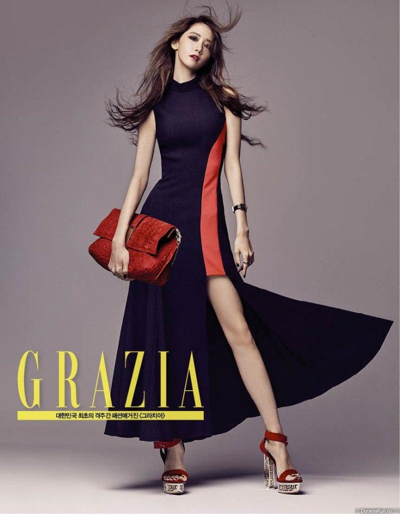 797 x 1024 jpeg 131kB, Yoona (SNSD) для Grazia September 2015 Extra ...