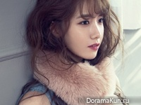 Yoona (SNSD) для InStyle December 2014 Extra