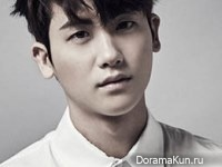 ZE:A (Hyungsik) для Arena Homme Plus January 2015