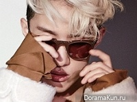 Zion.T для Vogue Girl Korea November 2015 Extra