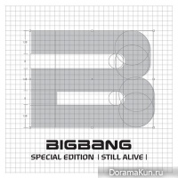 BIG BANG - Still Alive Special Edition Album