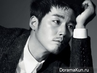 Jang Hyuk для GQ Korea February 2012