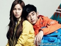 Kim Soo Hyun для Bean Pole Outdoor 2012