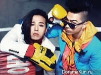 Big Bang для Vogue Korea 2012