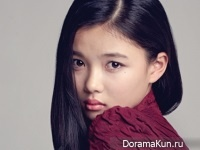 Kim Yoo Jung для Wanna Girls 2012