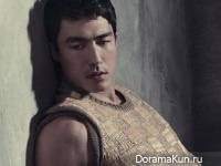 Daniel Henney для Manifesto 2012