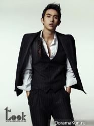 Seulong (2AM) для First Look December 2012