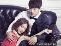Jinwoon (2AM), Go Joon Hee для Instyle Weddings 2013