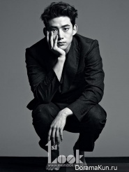 Taecyeon (2PM) для First Look Vol. 49
