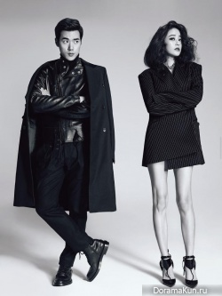 Taecyeon (2PM) и др. для High Cut Vol. 113 Extra