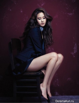 GaYoon (4minute) для Arena Homme Plus March 2013