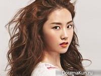 GaYoon (4minute) для NYLON March 2013