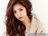 A Pink (Naeun) для SURE Korea October 2013