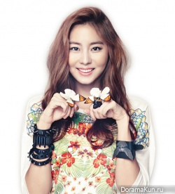 After School's UEE для Campus 10 September 2012 Extra