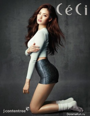 After School (Nana) для CeCi June 2014
