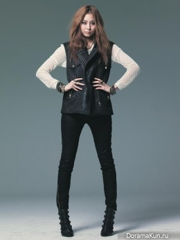 UEE (After School) для H:CONNECT 2012 CF