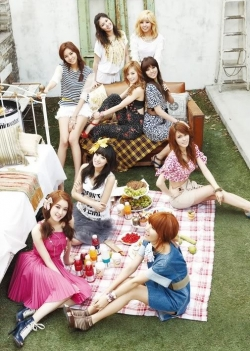 After School для 'Virgin' Concept Photos