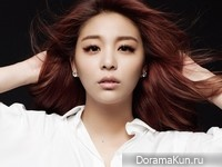 Ailee для K Wave Magazine September 2013