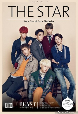 BEAST для The Star Magazine September 2013