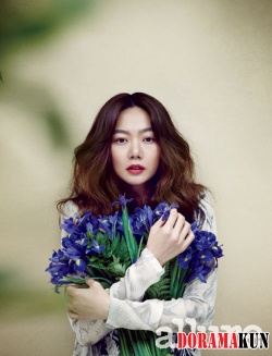 Bae Doo Na для Allure Korea August 2012