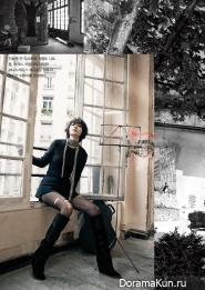 Bae Doo Na для Vogue Korea November 2013 Extra