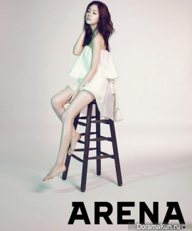 Baek Jin Hee для Arena Homme Plus Korea July 2013