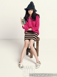 Vogue Girl Korea 2012