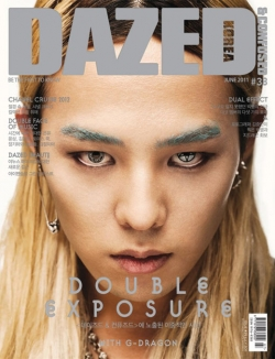 Big Bang для Dazed & Confused Korea June 2011