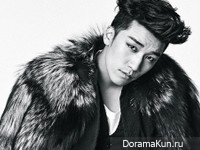 Big Bang (Seungri) для Esquire Korea September 2013