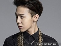 Big Bang (G-Dragon) для J.estina F/W 2014
