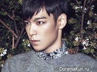 Big Bang (T.O.P) для L'Officiel Hommes November 2013 Extra