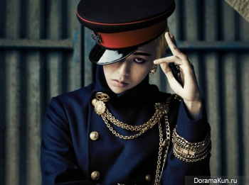 G-Dragon (Big Bang) для ONE OF KIND Photo Shoot