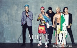 Vogue Korea 2012