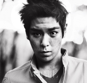 Big Bang's T.O.P для Vogue Korea June 2010