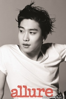 Boyfriend для Allure Korea February 2012