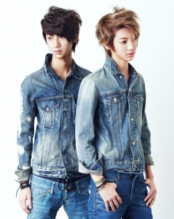 Boyfriend для Vogue Girl Korea 2012