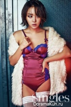 Brown Eyed Girls (Narsha) для Singles November 2013