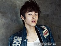 CN Blue's Kang Min Hyuk для Allure September 2012 Extra