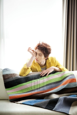 CN Blue's Lee Jong Hyun для Elle Girl Korea July 2012