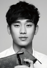 Kim Soo Hyun, Lee Ming Jung, CN Blue для Elle Korea May 2012