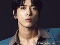 Jung Yong Hwa (CN Blue) для Esquire Korea August 2014