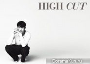 Cha Seung Won для High Cut Vol.126