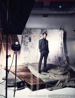 Cha Seung Won для W Korea January 2013