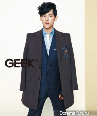 Children of Empire's Siwan для Geek September 2012