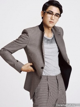 Park Hyeong Sik (ZE:A) для L'Officiel Hommes October 2013 Extra