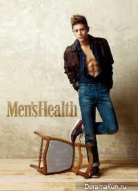 ZE:A для Men's Health Magazine 2012