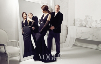 Choi Ji Woo для Vogue Korea May 2012