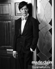 Choi Jin Hyuk для Marie Claire Weddings September 2013